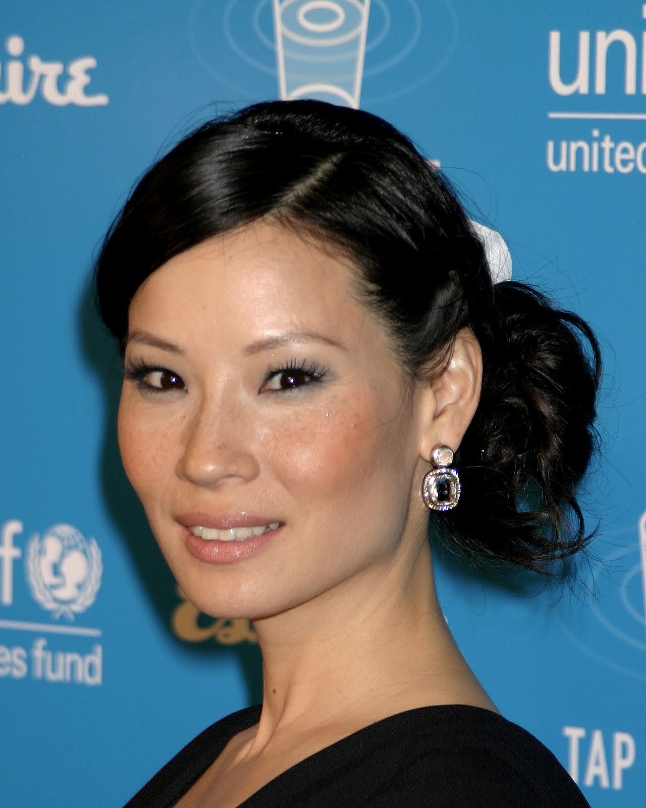 Short Hairstyles 2014 Cute Asian Celebrity Hairstyles Picture