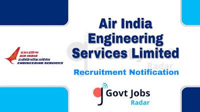 AIESL recruitment notification 2019, govt jobs in india, central govt jobs, govt jobs for graduate, govt jobs for diploma,