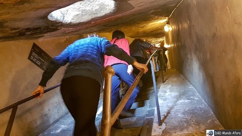 Subindo na Cúpula da Catedral Santa Maria del Fiori - Diário de bordo: 2 dias em Florença
