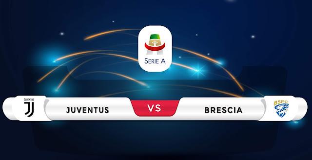 Juventus vs Brescia Prediction & Match Preview