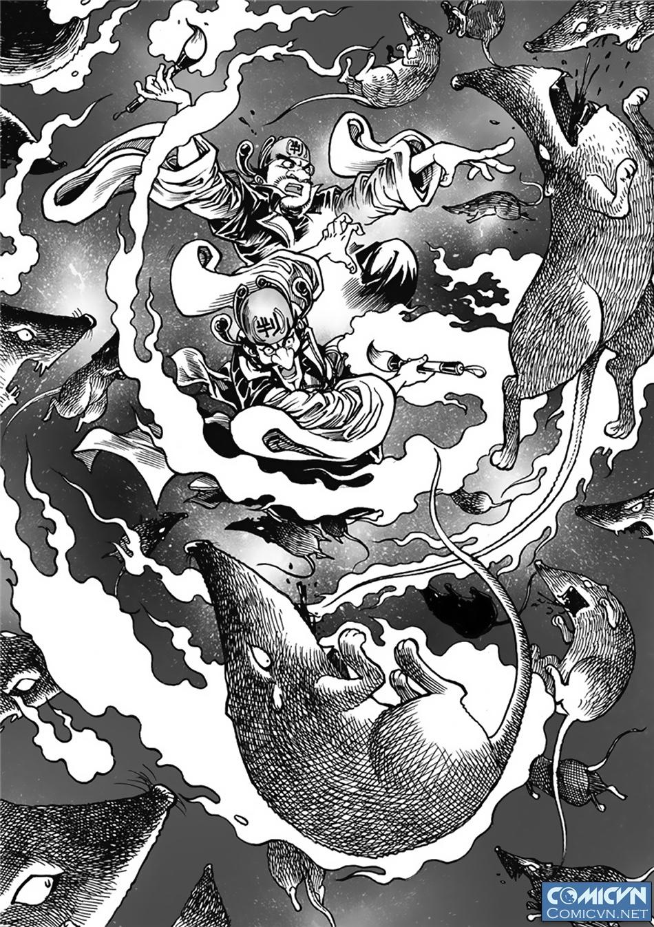 Chung Quỳ Truyền Kỳ Chap 29 - Next Chap 30