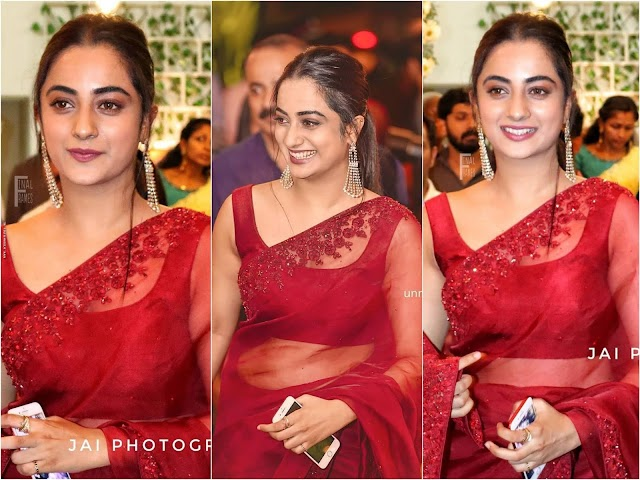 Namitha Pramod Hot Photos in Saree