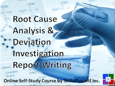 Root Cause Analysis and Investigation Report Writing