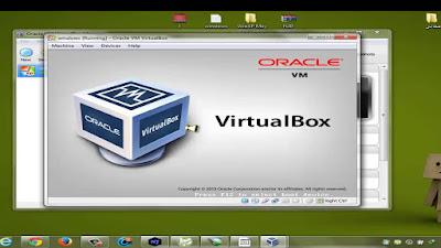 شرح برنامج  virtualbox لعمل الانظمه الوهميه مع مشاركة الملفات بين الاساسى والوهمى 1
