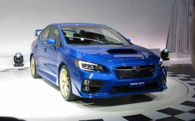 New Cars And Rumors Part 2018 Subaru Wrx Sti Redesign