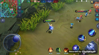 Main Mobile Legends Menang Terus