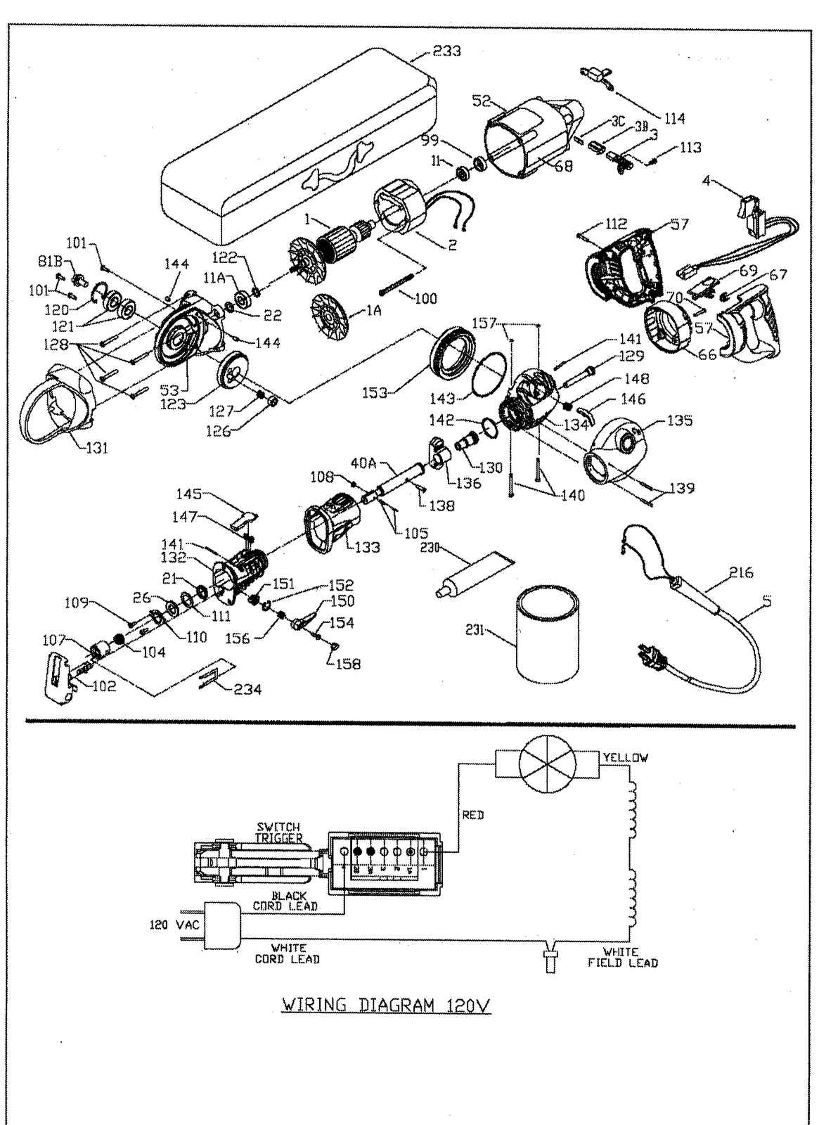 Bosch Sabre Saw Parts. Bosch. Tractor Engine And Wiring