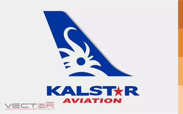 Kalstar Aviation Logo - Download Vector File AI (Adobe Illustrator)