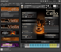 Best Service Emotional Cello v1.5 KONTAKT Library