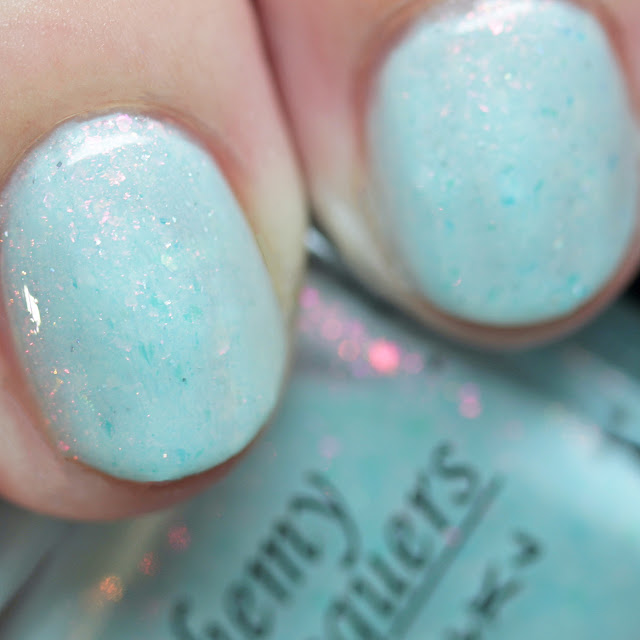 Alchemy Lacquers Kyber Crystal