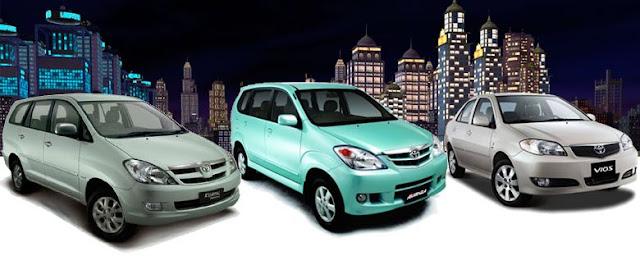 Gambar Sewa Mobil Banjarmasin Kalimantan Selatan