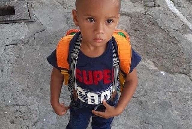 Menino de 3 anos morre após choque elétrico em Santa Bárbara