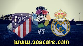 Derby Pertama Madrid Berakhir Imbang