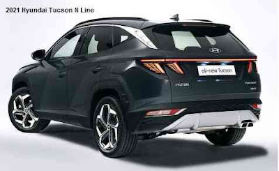 2021 Hyundai Tucson N Line - First Look with sporty N Line design