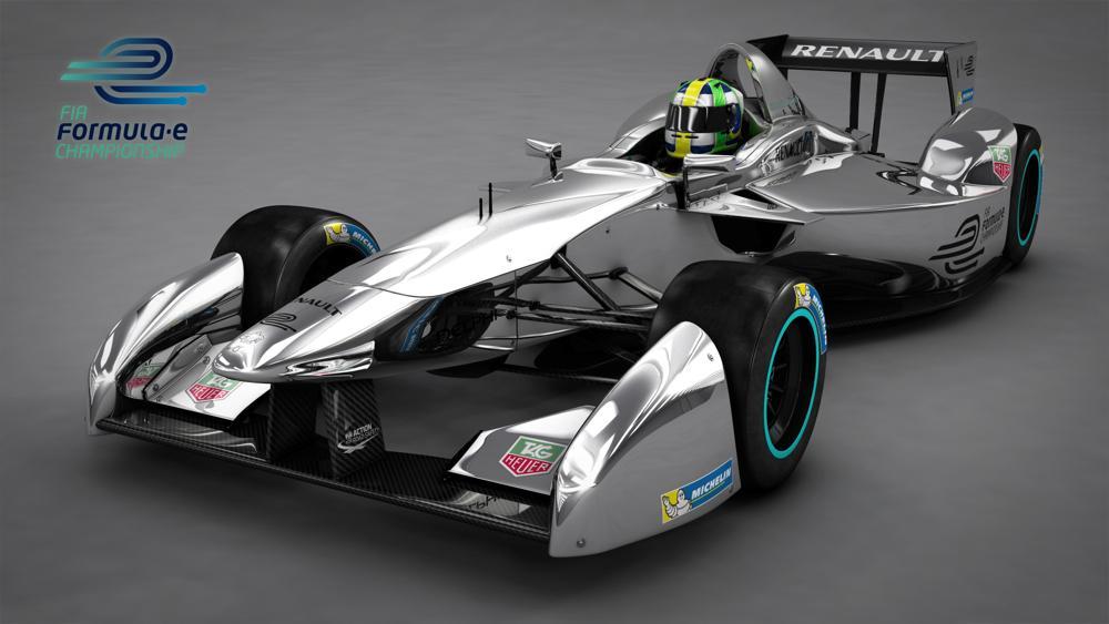 Formula E Specs Car Specification