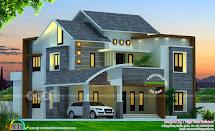 Modern Kerala Home Design High View Builders