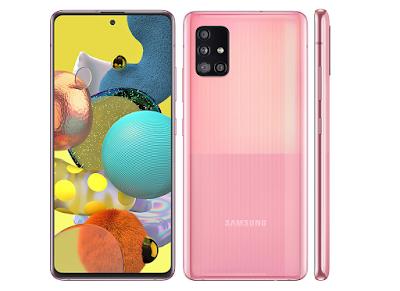مواصفات سامسونج جالاكسي اي51 Samsung Galaxy A51 5G سامسونج جالاكسي Samsung Galaxy A51 5G الإصدار : SM-A516F, SM-A516F/DSN
