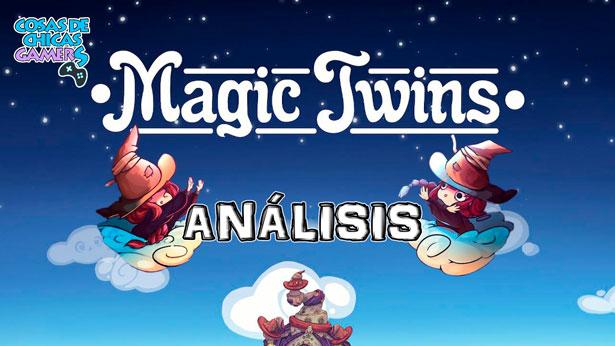 Magic Twins analisis nintendo switch