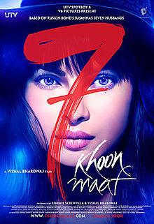 7 Khoon Maaf (2011) Full Movie | Watch Online Movies