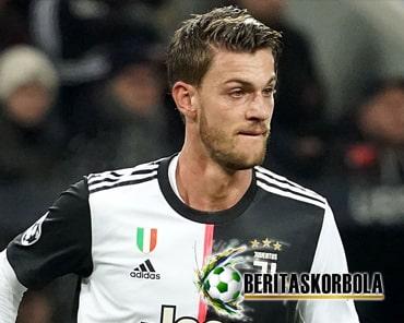 Daniele Rugani Bek Italia Dinyatakan Positif COVID-19
