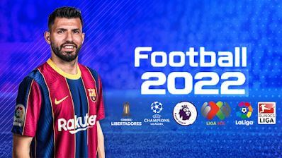 PES 2022 PPSSPP (PES 22 PSP ISO) Download Offline Android