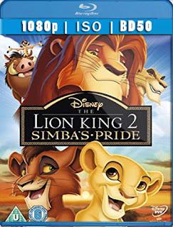 El Rey León 2: El Tesoro de Simba (1998) BD50 [1080p] Latino [Google Drive] Panchirulo