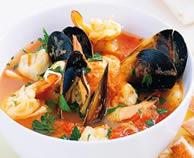 Bouillabaisse prato da culin ria da francesa paquetaense for Sopas francesas famosas