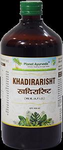 Planet Ayurveda Khadirarisht