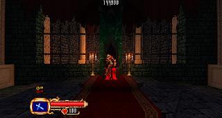 6th Boss - Dracula