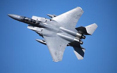 طائرة ماكدونيل دوغلاس إف-15 إيغل