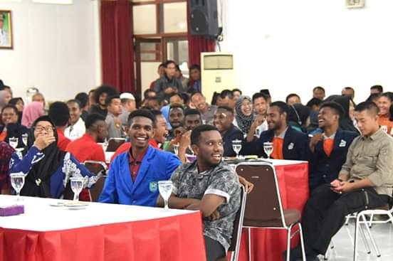 Pemkot Kediri Silaturahmi dengan Warga Papua