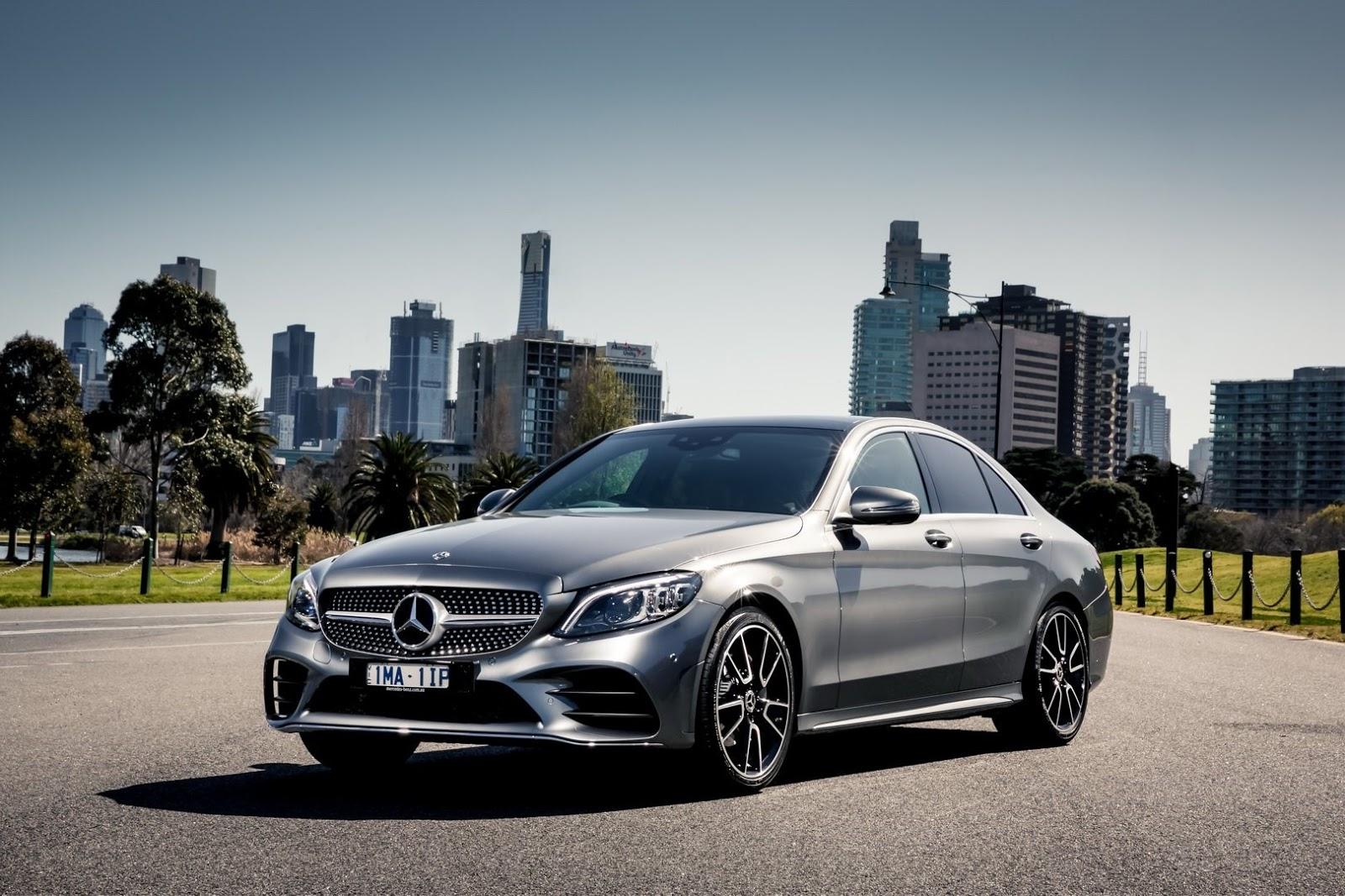 Mercedes c hybrid 2020