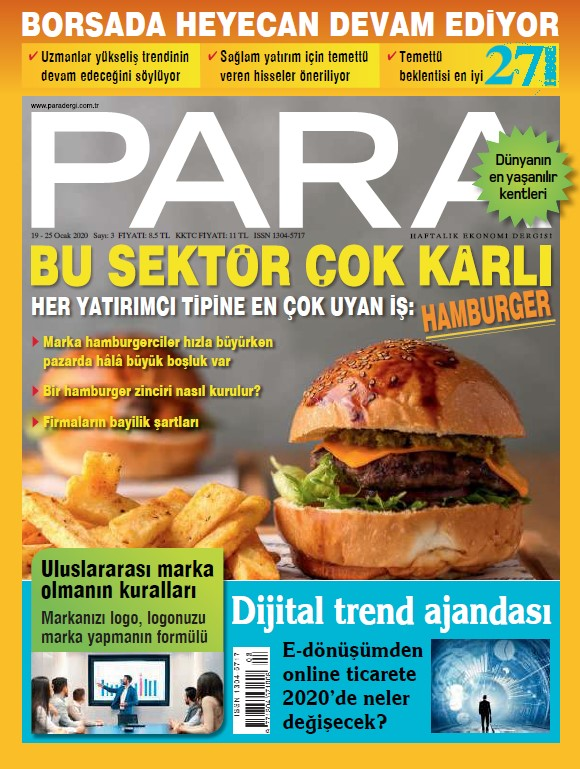 Para 19 Ocak 2020 Dergi PDF indir