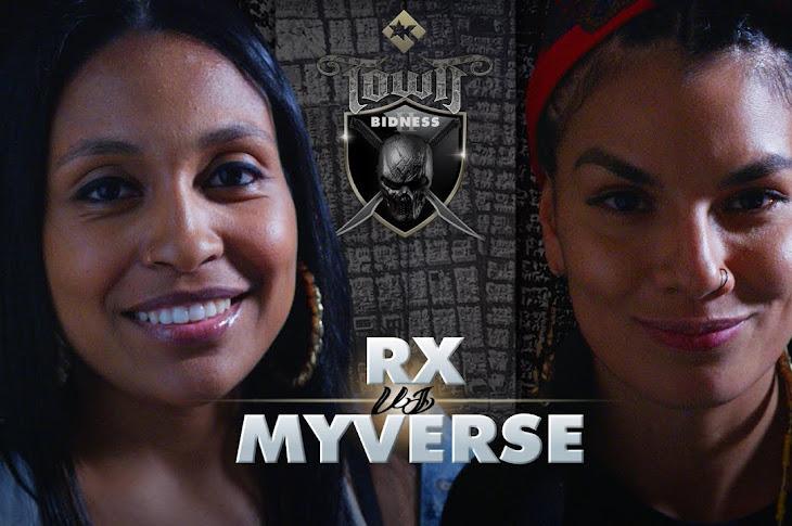 KOTD Presents: Rx vs MyVerse