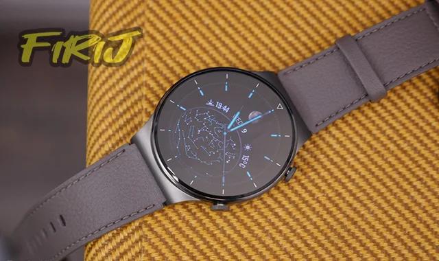 Test de la Huawei Watch GT 2 Pro