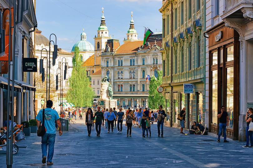 أجمل الاماكن السياحية للزيارة في لجوبلجانا، سلوفينيا
