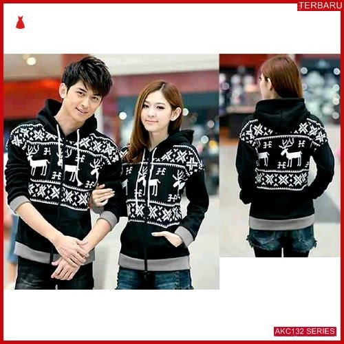 AKC132S91 Sweater Couple Hoodie Anak 132S91 Pasangan Snow BMGShop