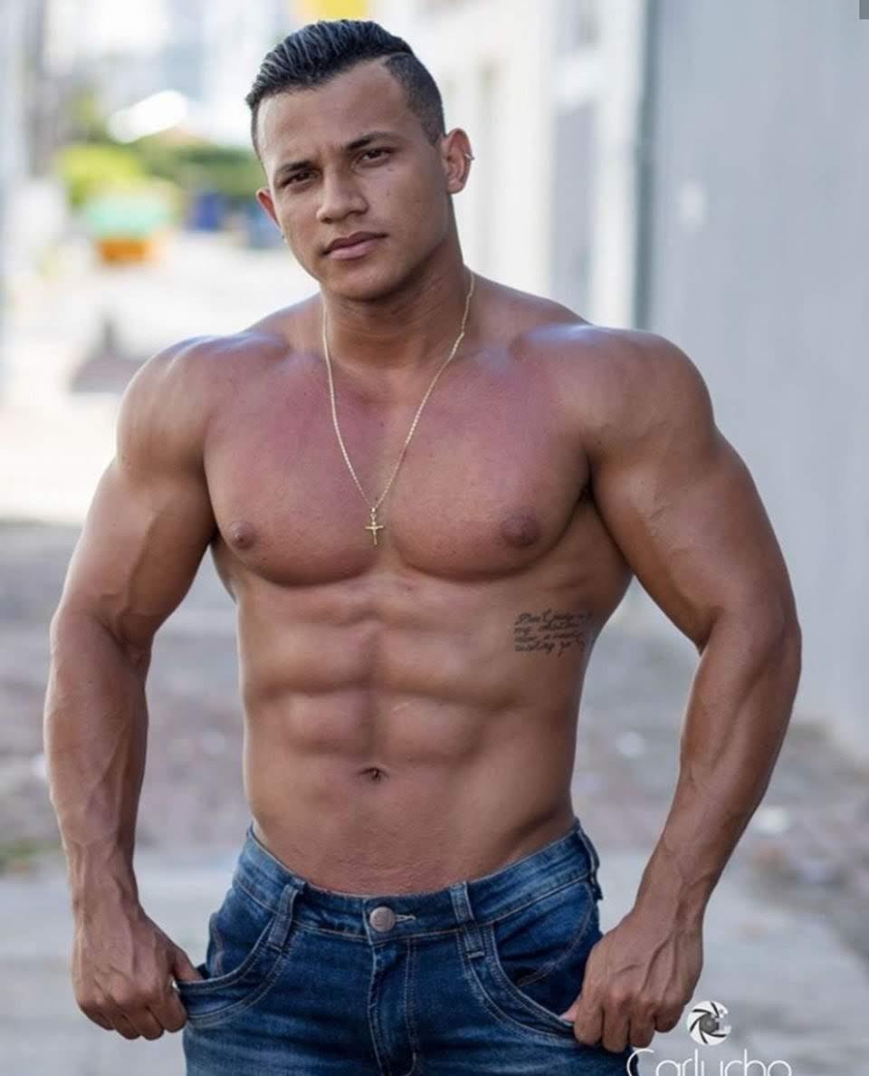 Mister Model Nacional Alagoas 2019 - Carlos Henrique. Foto: Carlos Alberto