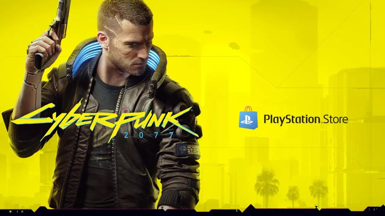 Cyberpunk 2077 Tops PS4 Downloads in 10 Days of Its Sony Store Return