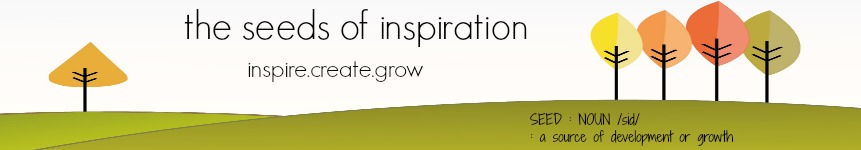 The Seeds of Inspiration