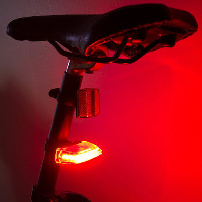 USB Rechargeable Bicycle Taillight