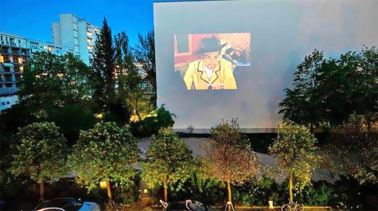 Cine en Berlín