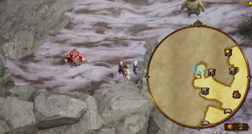 Bravely Default II: where are the rare and difficult monsters in the game (locations)