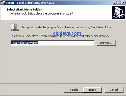 Hướng dẫn cài đặt Total Video Converter 3.71 Full Key + Active trên máy tính, laptop windows 7 e