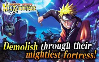 Naruto x Boruto Update Versi terbaru\