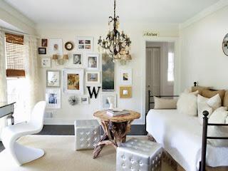 desain kamar tidur utama anak perempuan minimalis