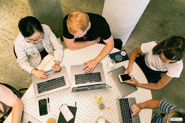 【行銷手札】免費、免安裝的線上心智圖 GitMind,企劃、分享、協作通通搞定