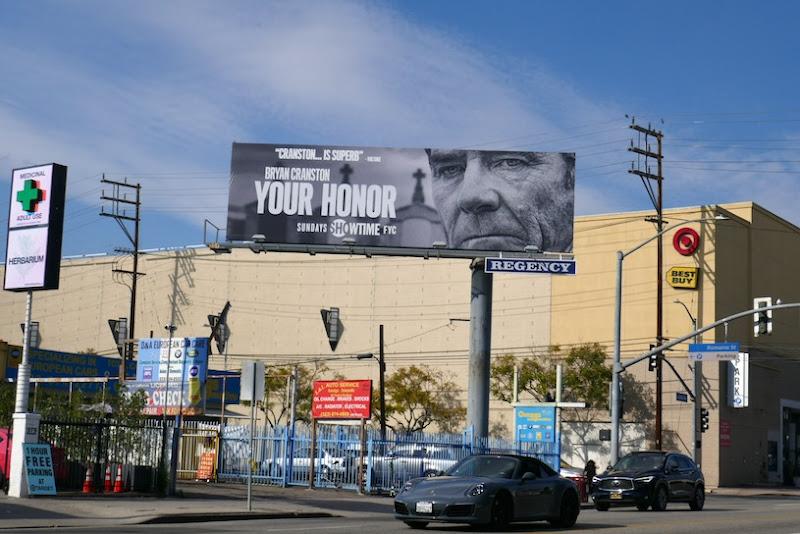 Your Honor FYC billboard