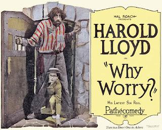 Película Por qué preocuparse Harold Lloyd Online