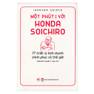 Một Phút Với Honda Soichiro  ebook PDF EPUB AWZ3 PRC MOBI